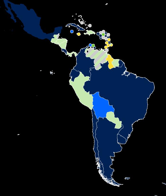 Lugares en el caribe 71330