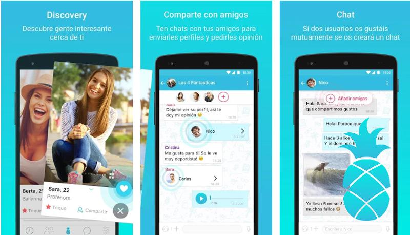 Apps para conocer gente 21184